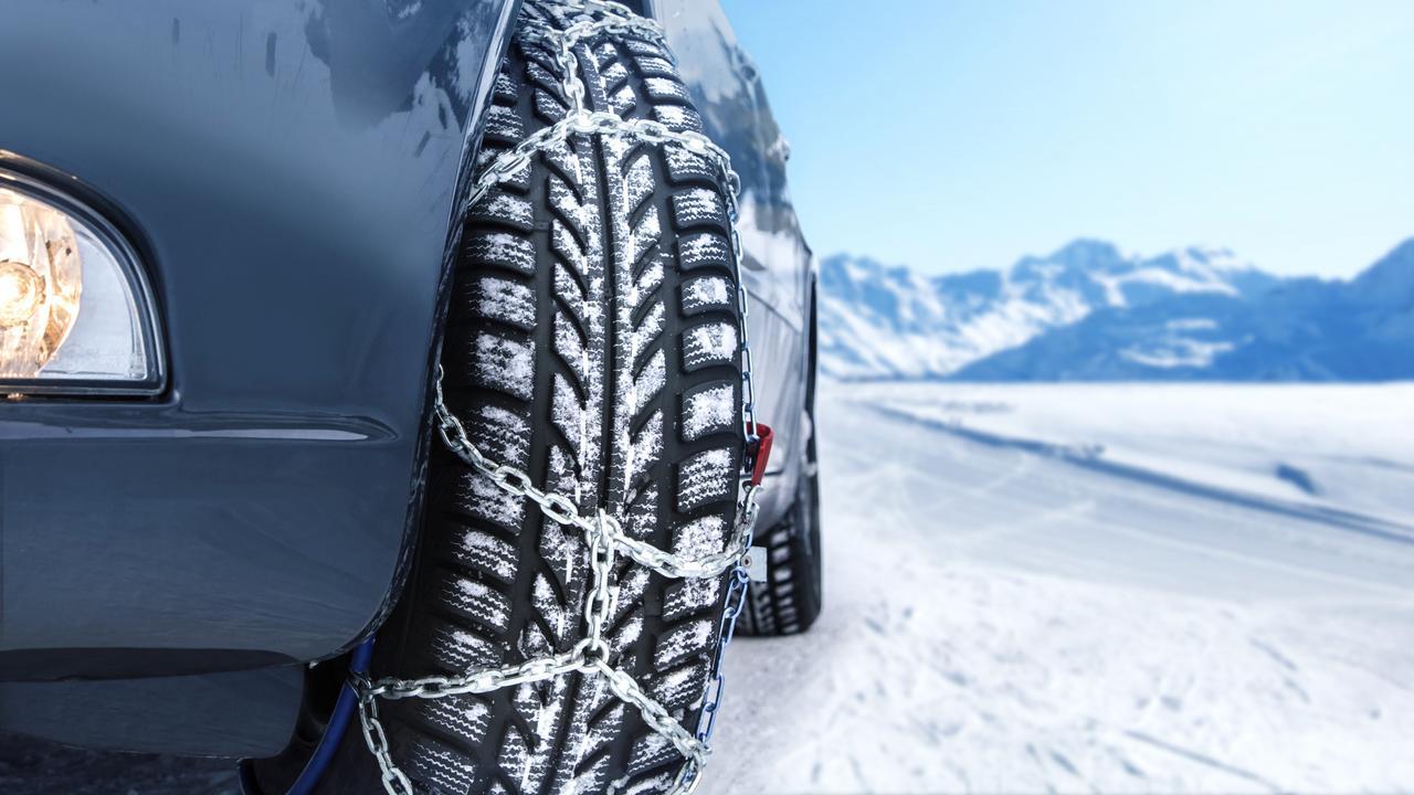 équipement auto obligatoire en montagne